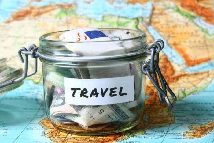 Save travel money.