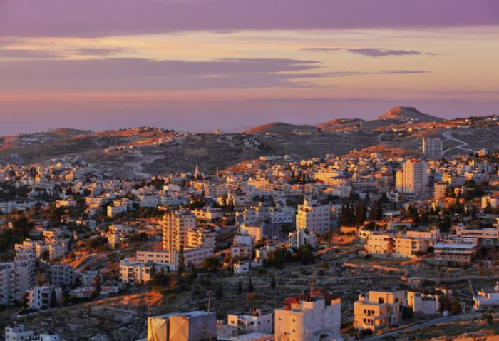 Spend Christmas on the beautiful West Bank of Bethlehem